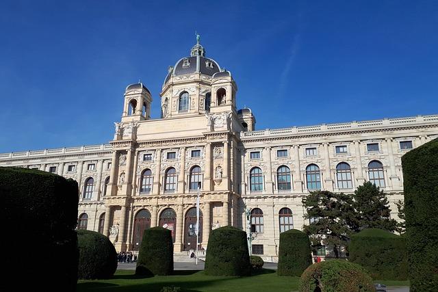 Vienna, City, Places Of Interest, Downtown, Austria