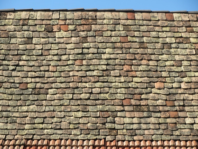 Obere Haupstr, Hockenheim, Tiled Roof, Plain Tile