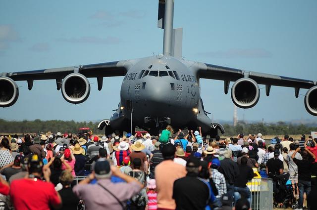 Aeroplane, Cargo Plane, Plane, Military, Aircraft