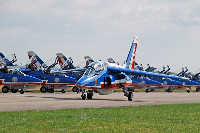 Plane, France, Show, Luchtmachtdagen, Airshow