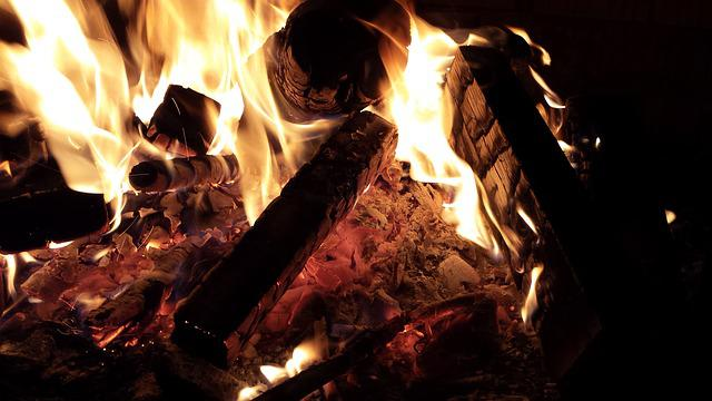 Fire, Flame, Campfire, Wood, Brand, Wood Fire, Planer