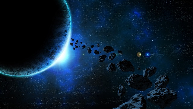 Space, Asteroids, Planets, Cosmos