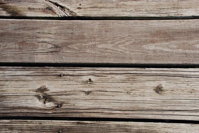 Wood, Fence, Plank