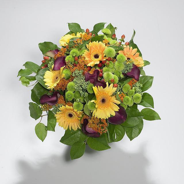 Bouquet, Flowers, Decorative, Plant, Nature