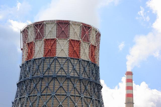 Bosnia, Herzegovina, Power, Plant, Electricity