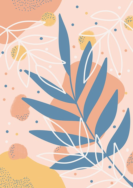 Summer, Pattern, Tropical, Design, Nature, Green, Plant