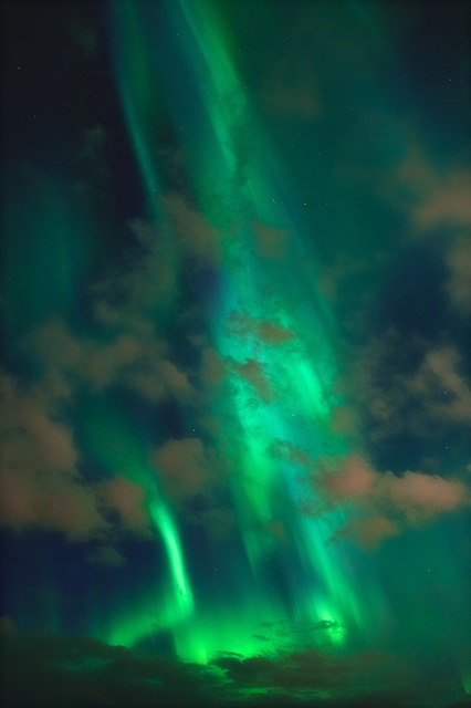 Northern Lights, Plasma, Sky, Atmosphere, Borealis