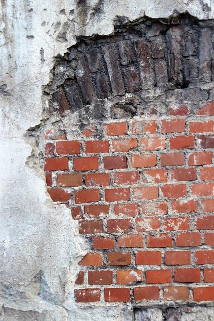 Background, Texture, Wall, Masonry, Clinker, Plaster