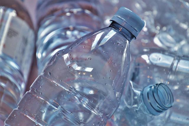 The Bottle, Plastic, By Participating In, Processing