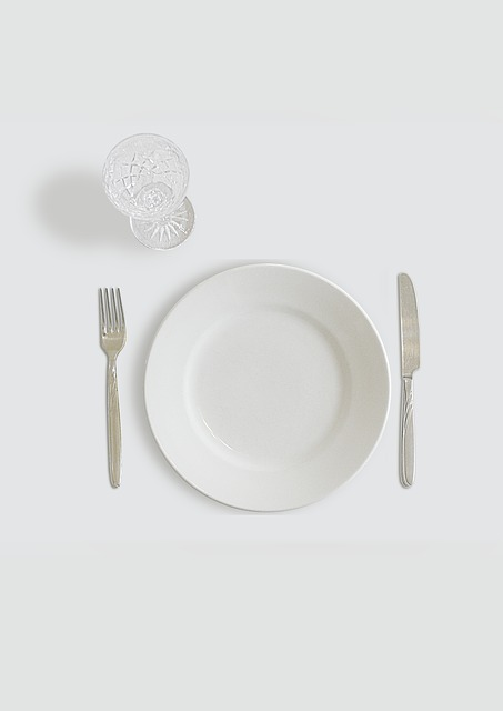 Dishes, White, Plate, Stemware, Plate Empty, Glass