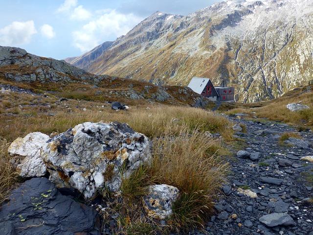 Greina, Graubünden, Switzerland, Plateau