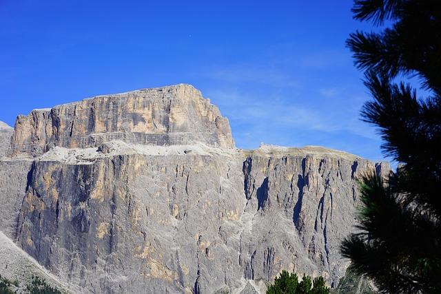 Sass Pordoi, Sella Massif, Plateau Rocks
