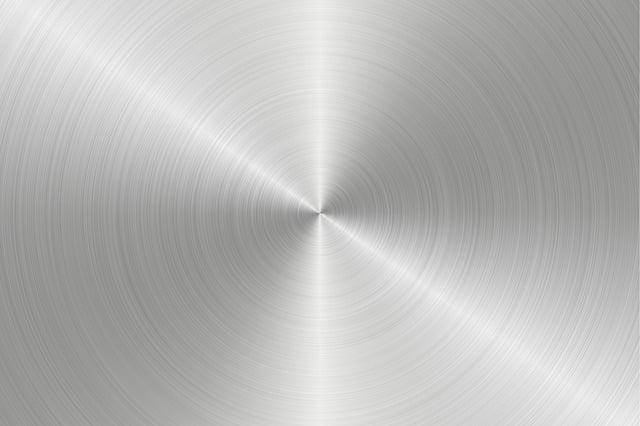 Circular, Plates, Metal, Iron, Metal Surfaces