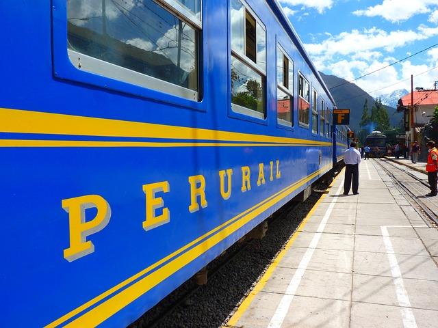 Train, Railway Station, Platform, Rail Tickets