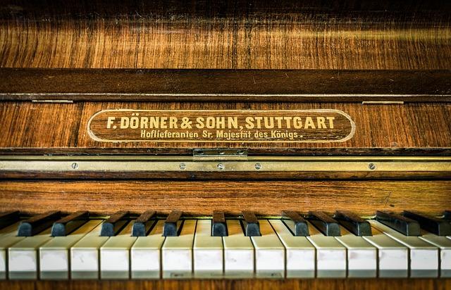 Piano, Instrument, Keys, Music, Play, White, Black