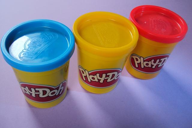 Play Doh, Plasticine, Toys