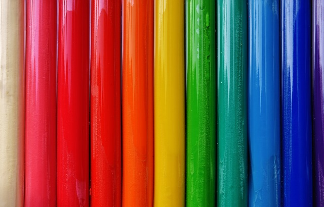 Play Dough, Children, Colorful, Rods, Background