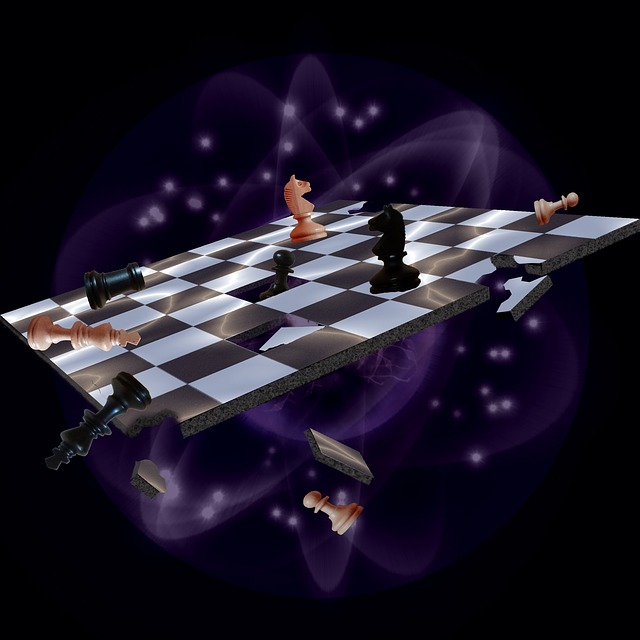 Fantasy, Play, Chess, Think, Strategy, Figures