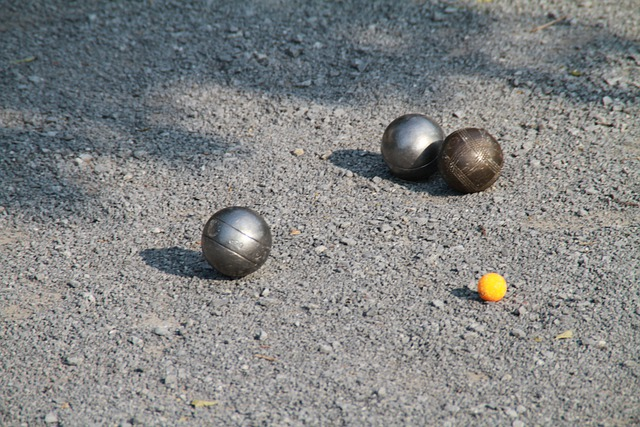 Boule, Balls, Play, France, French