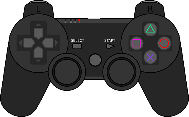 Joystick, Controller, Game, Play, Station, Pad, Remote