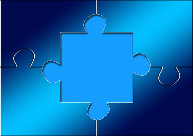 Puzzle, Share, Piecing Together, Play