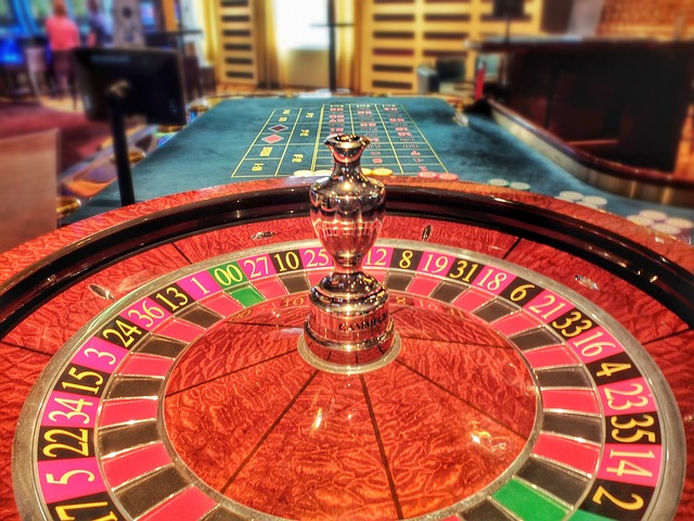 Roulette, Chips, Casino, Gambling, Play, Profit, Arcade