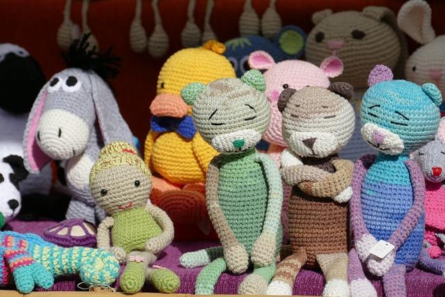 Toys, Play, Child, Beast, Speelgoedbeest, Hooks, Crafts