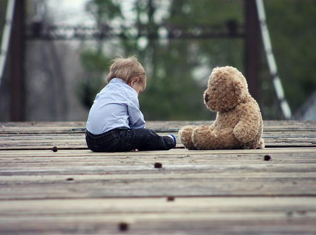 Baby, Teddy Bear, Play, Toy, Teddy, Bear, Cute, Child