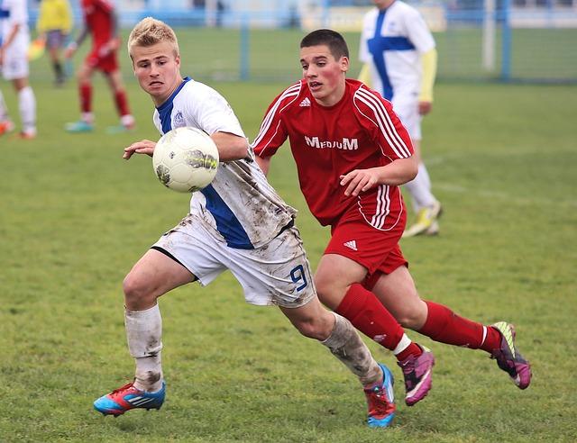 Soccer, Ball, Football, Players, Game, Sport, Match