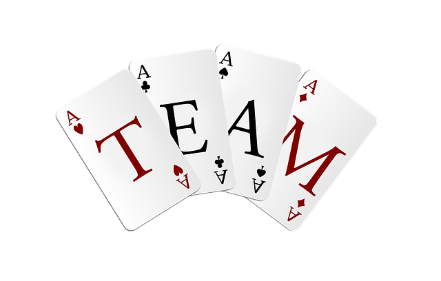 Team, Playing Card, Map, Network, Ace, Leaf, Community