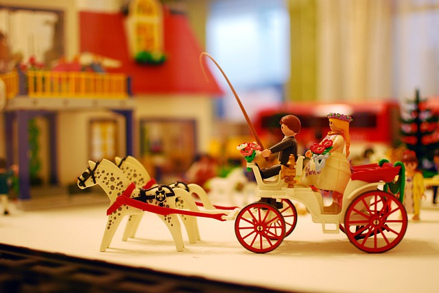 Playmobil, Wedding Carriage