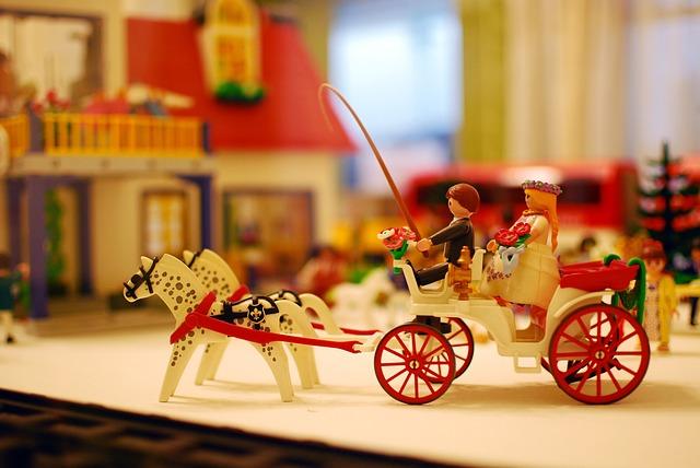 Playmobil, Wedding Carriage