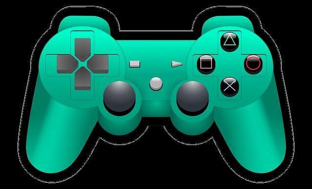Controller, Joystick, Playstation, Video Game