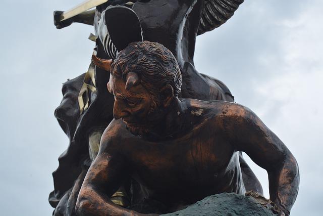 San Miguel, Devil, Park, Plaza, Pains, Tegucigalpa