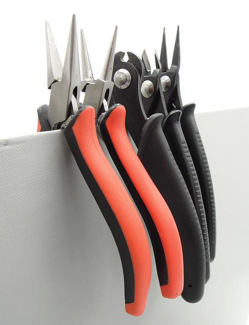 Tool, Pliers, Wire Cutters