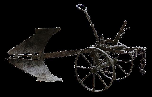 Plough, Ploughshare, Arable, Ploughing, Farmer
