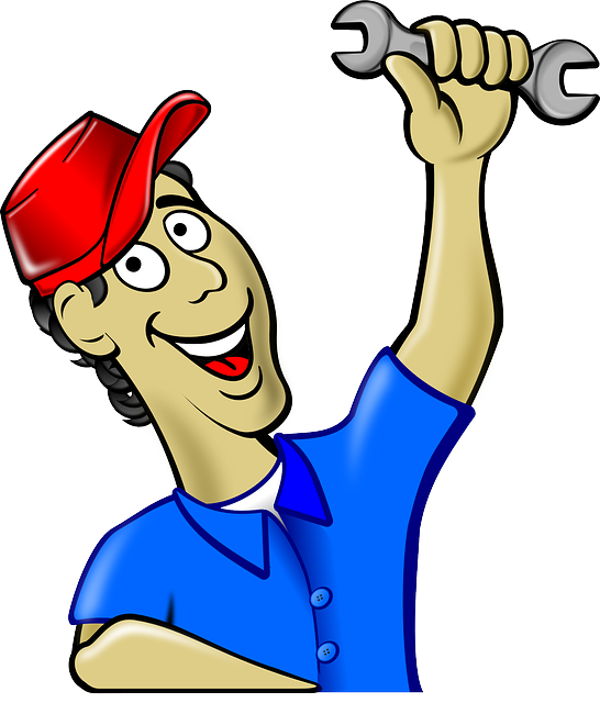 Plumber, Repair, Mechanic, Plumbing, Wrench, Pipe