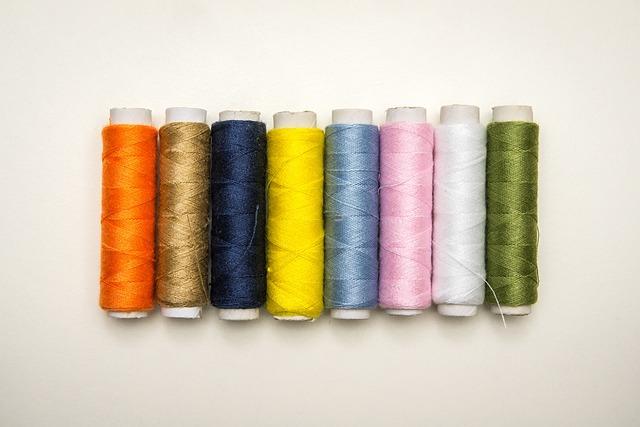 Thread, Sewing, Failure, Workbasket, Cloth, Plush