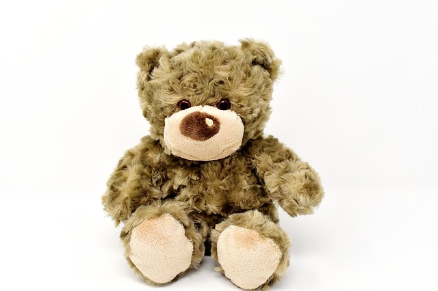 Teddy, Cute, Animal, Soft Toy, Teddy Bear, Plush