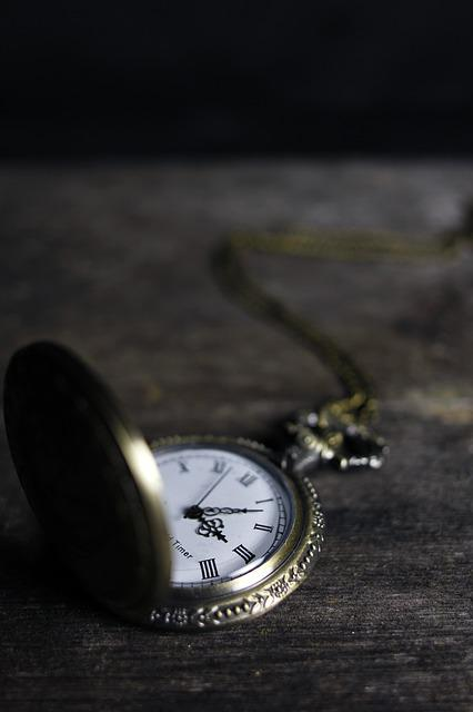 Pocket Watch, Watch, Time