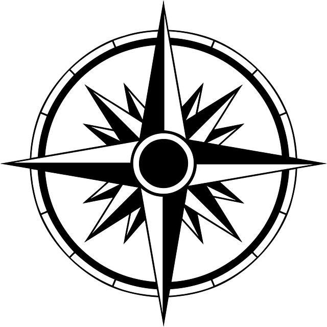 Compass, Instrument, Navigation, Points Of The Compass