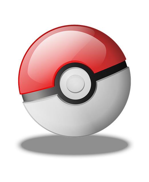 Pokeball, Pokemon, Game, Ball, Nintendo, Pokemon Go