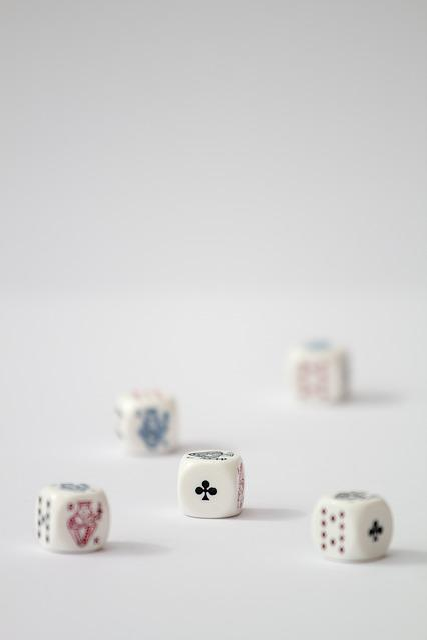 Cube, Poker