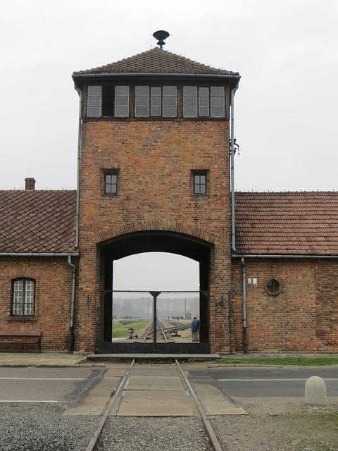 Auschwitz, Camp, Poland, Concentration, Birkenau