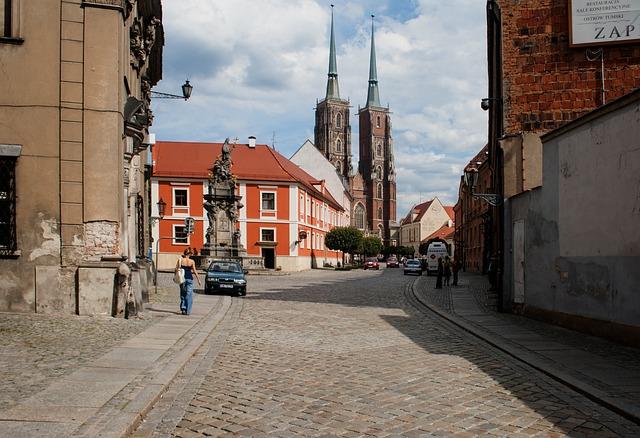 Wroclaw, Poland, Wrocław, Historically, Church