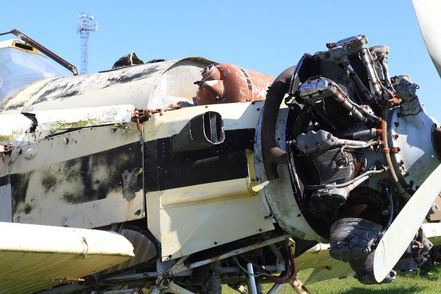 Poland, Army, Dump, Abandoned, Military, Aircraft