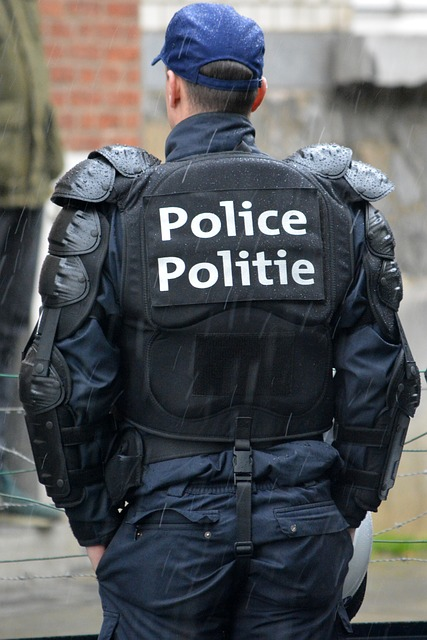 Police, Blue, Agent, People, Police Officer, Uniform