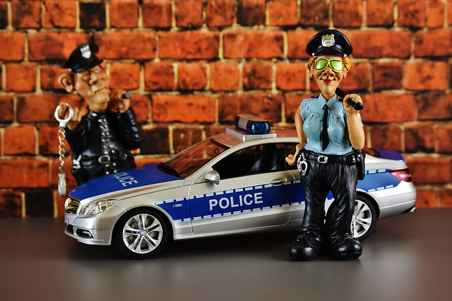 Police, Police Officers, Police Check, Mercedes Benz