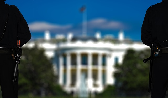 White House, Police, Police Officers, Usa