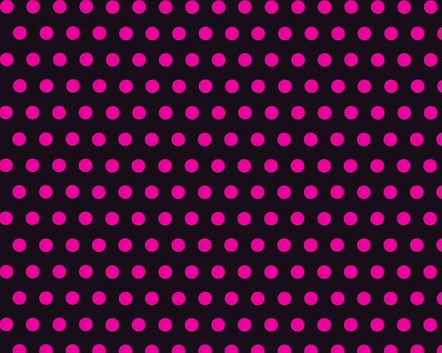 Background, Polka Dots, Pattern, Abstract
